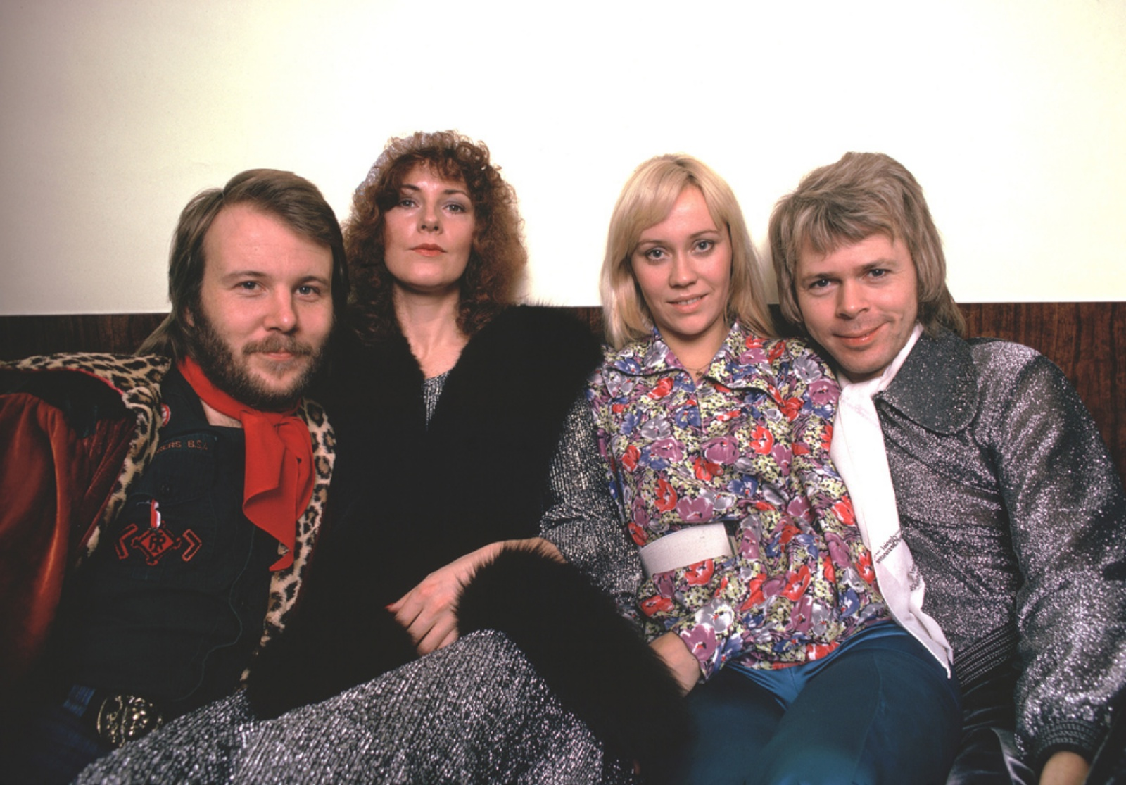 Abba 1975 photo by chris walter wireimage